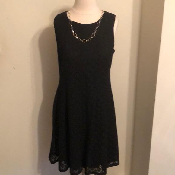 Ya Los Angeles Dresses Black Lace Dress Poshmark